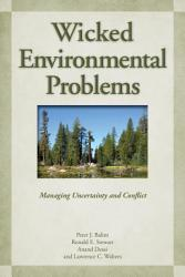 Wicked Environmental Problems Book PDF