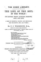 The life of the soul in the world PDF