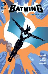 Batwing (2011-) #24