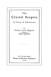 The Crystal Sceptre: A Story of Adventure