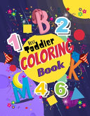 Best Toddler Coloring Book Book