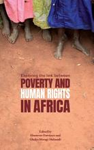 Exploring the link between poverty and human rights in Africa PDF
