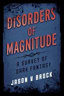 Disorders of Magnitude PDF