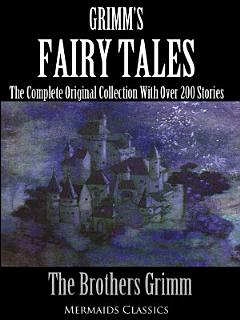 Grimms Fairy Tales Book