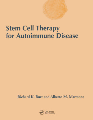 Stem Cell Therapy for Autoimmune Disease