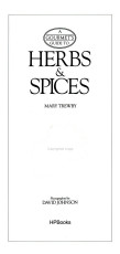 A Gourmet s Guide to Herbs   Spices PDF