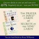 The Prayer of Jabez and Secrets of the Vine PDF