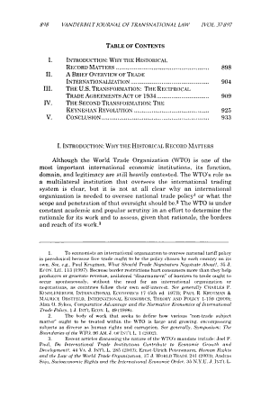 Vanderbilt Journal of Transnational Law