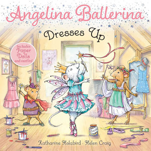 Angelina Ballerina Dresses Up PDF
