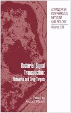 Bacterial Signal Transduction  Networks and Drug Targets PDF