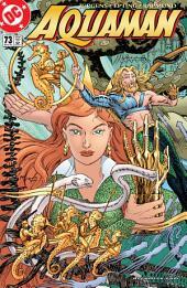 Aquaman (1994-) #73