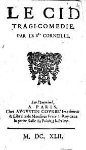 Le Cid: trag-comédie