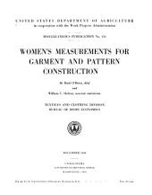 Women's Measurements for Garment and Pattern Construction
