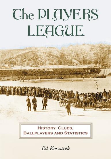 The Players League PDF