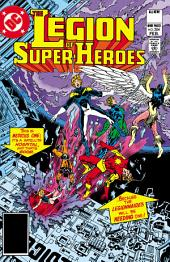 The Legion of Super-Heroes (1980-) #284