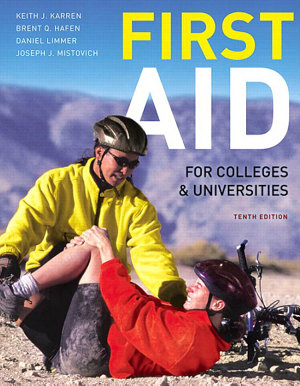 First Aid for Colleges and Universities PDF