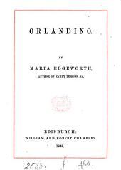 Orlandino: A Story of Self Denial