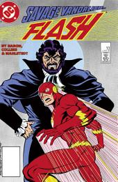 The Flash (1987-) #13
