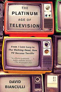 The Platinum Age of Television Book