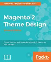 Magento 2 Theme Design PDF