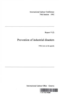 Prevention of Industrial Disasters PDF
