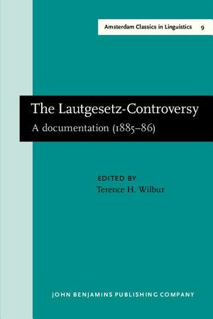 The Lautgesetz controversy PDF