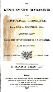 The Gentleman's Magazine, and Historical Chronicle: Volume 94, Part 2