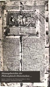 Ein sprachdenkmal des mittelägyptischen (baschmurischen) dialekts: Volume 158, Issue 1