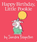 Happy Birthday  Little Pookie Book