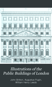 Illustrations of the Public Buildings of London: With Historical and Descriptive Accounts of Each Ediface, Volume 2