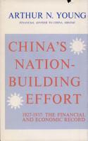 China s nation  building effort  1927 1937 PDF