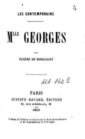Mlle Georges ...