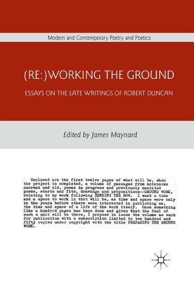 Reworking The Ground