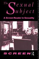 The Sexual Subject PDF