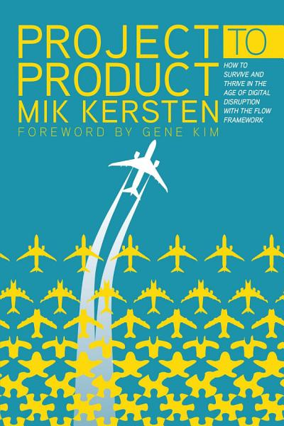 Download Project to Product Book