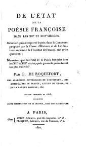 Édition imprimée en 1815, augmentée d'une dissertation sur la Chanson, chez tous les peuples