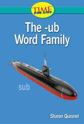 The -ub Word Family