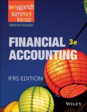 Financial Accounting: IFRS, 3rd Edition: Edition 3