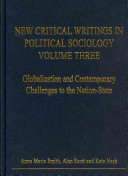 New Critical Writings in Political Sociology: Globalization and contemporary challenges to the nation-state