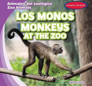 Los Monos Monkeys At The Zoo