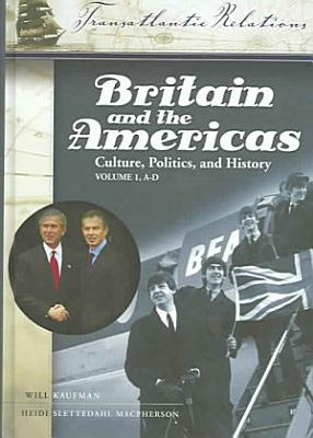 Britain and the Americas PDF