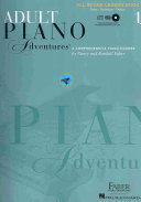 Adult Piano Adventures All in one Lesson Book