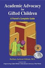 Academic Advocacy for Gifted Children