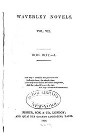 Waverley Novels: Rob Roy