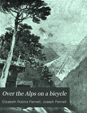 Over the Alps on a Bicycle