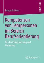 Kompetenzen von Lehrpersonen im Bereich Berufsorientierung PDF