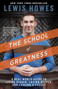 The School of Greatness Book