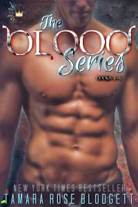 The Blood Series Book Bundle 4 6  A Rejected Mate Shifter New Adult   Teen Romance   PDF
