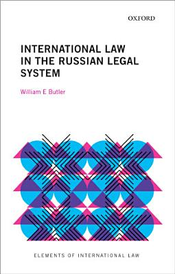 International Law in the Russian Legal System