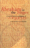 Abraham in the Negev